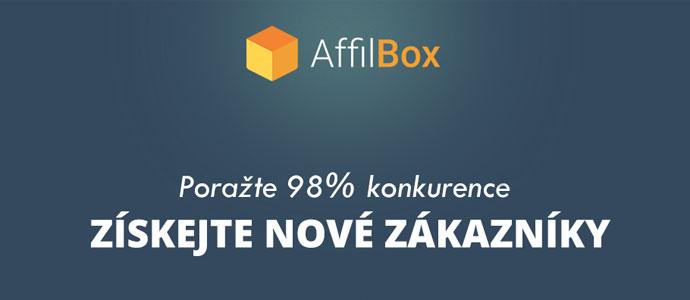 Nové rozšíření pro AffilBox