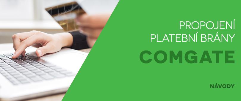 Propojení platební brány ComGate